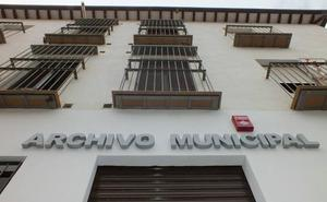 Las actividades del Día del Libro arrancan con unas jornadas de puertas abiertas en el Archivo Histórico Municipal y de Protocolos Notariales