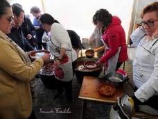 San Marcos invita a cientos de comensales en Lugros