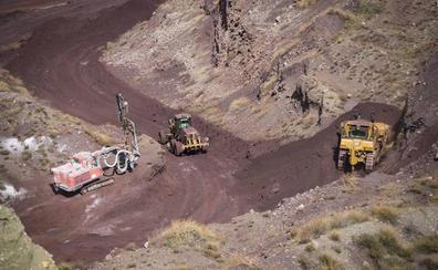 La Junta prevé que Minas de Alquife inicie la fase de explotación antes de 2020