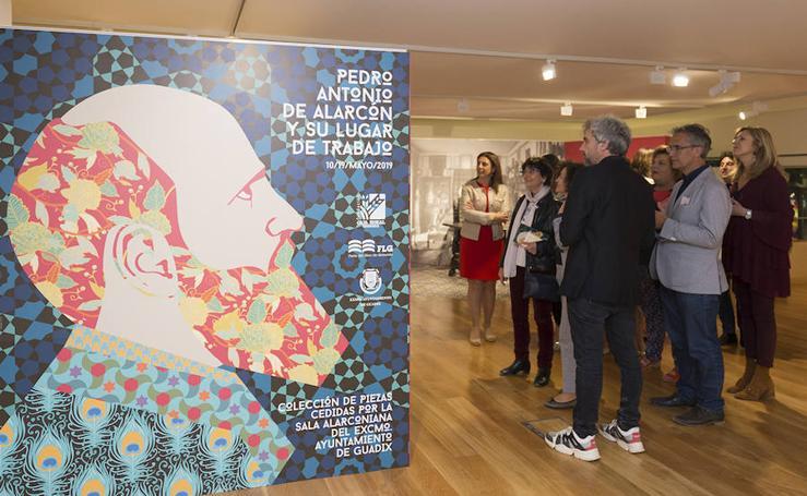 Pedro Antonio en la Feria del Libro de Granada