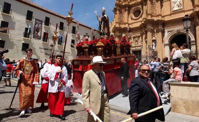 Guadix celebra la festividad de San Torcuato