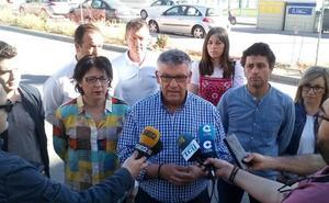 Jesús Lorente se compromete a abrir el Centro Deportivo Urbano en los primeros seis meses de mandato municipal