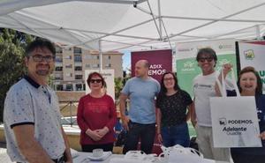 Adelante Guadix presenta sus propuestas para las personas mayores