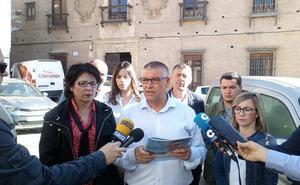 Jesús Lorente finalizará el proceso de adecuación del Palacio de Villalegre como sede complementaria del Conservatorio 'Carlos Ros'