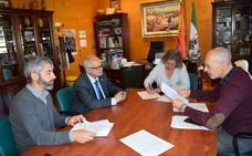 Cruz Roja y Ayuntamiento formalizan la adenda al convenio suscrito en septiembre que permite el uso de todo el edificio de propiedad municipal