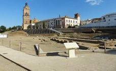 Las Jornadas de Arqueología de Europa que se celebran los días 14, 15 y 16 de junio incluyen una visita al Teatro Romano de Guadix