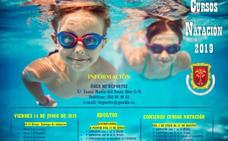 Las citas para las inscripciones en los cursos de natación se entregarán en Deportes el viernes 14 de junio