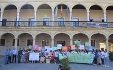 Escolares de la comarca participan en el programa «Objetivo sostenibilidad!»