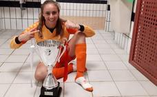 La accitana Rosa María Ibáñez gana la Copa Federación con el Granada CF
