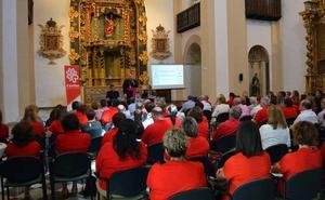 Cáritas presentó su memoria de actividades de 2018 en la Asamblea Diocesana celebrada en Guadix