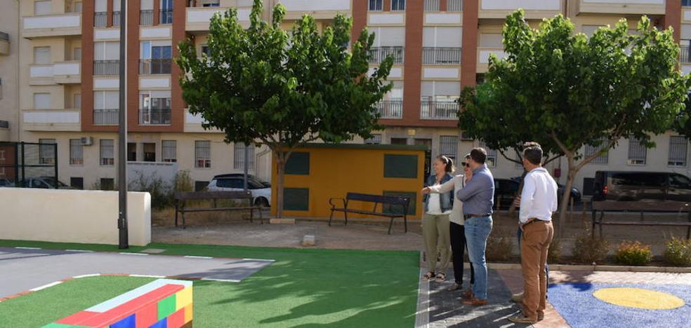 Recepción de las obras de remodelación del Parque García Raya