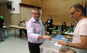Cs apoyará la investidura de Jesús Lorente (PP) como alcalde de Guadix