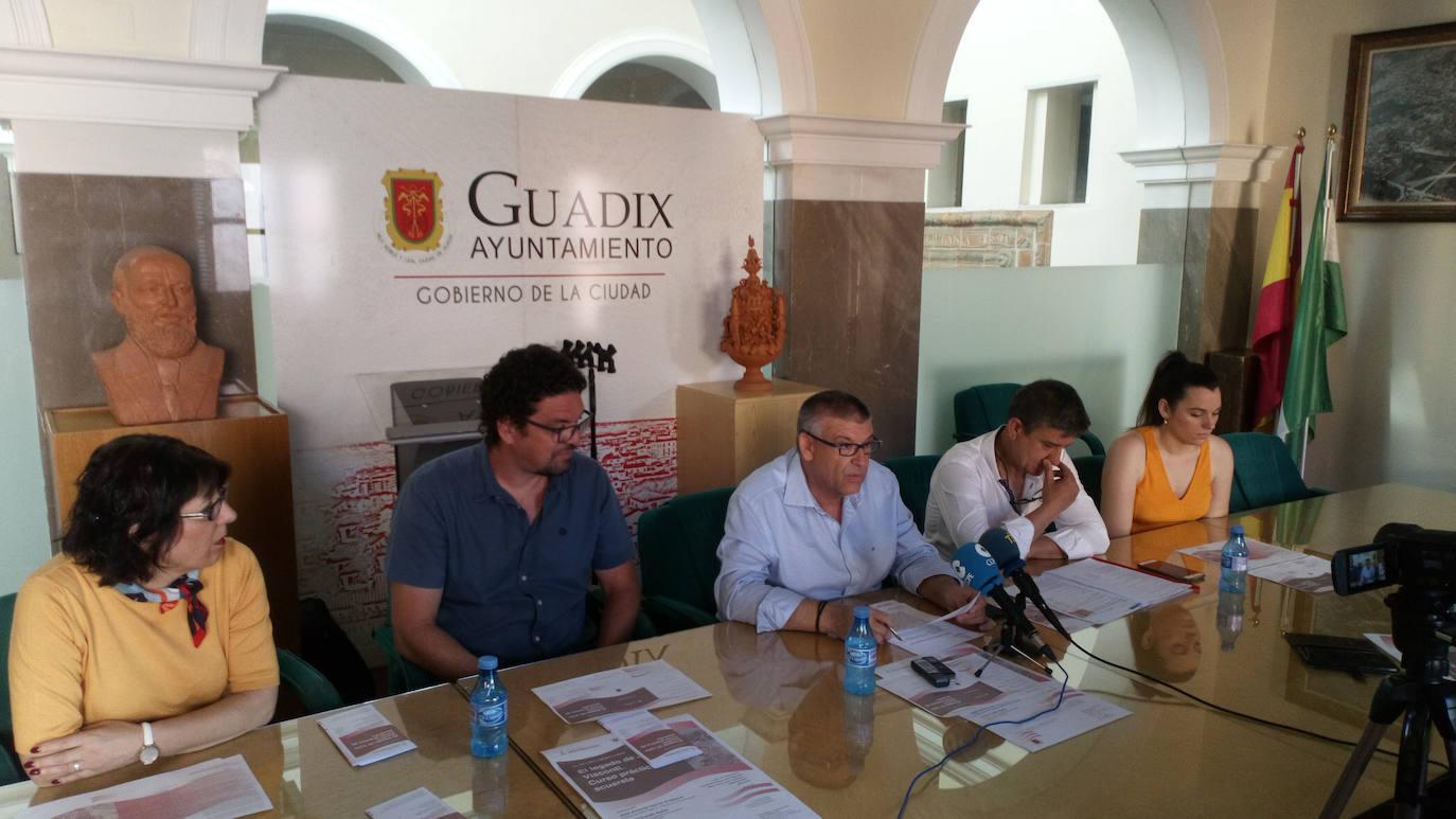 Guadix rinde homenaje a Julio Visconti con el curso 'El legado de Visconti. Curso práctico de acuarela'