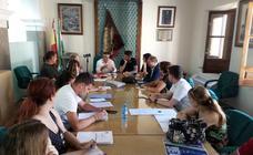 Los equipos de gobierno de Guadix y Lanjarón comparten experiencias en una jornada de trabajo