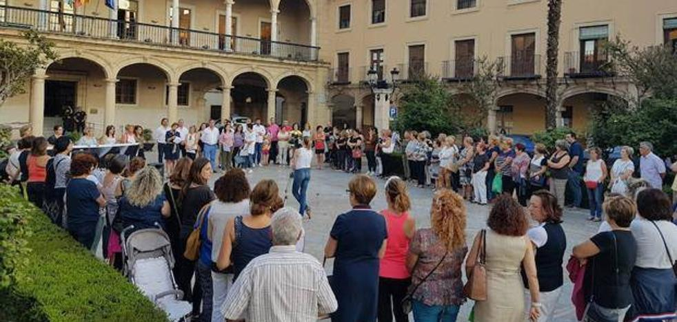 Gana Guadix lamenta la falta de unidad para luchar contra la violencia machista