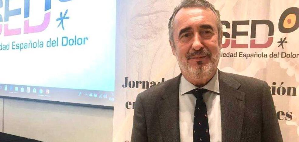 El coordinador de la Unidad del Dolor del Hospital de Guadix, el doctor Ignacio Velázquez, es nombrado coordinador del Plan Andaluz de Atención a las Personas con Dolor