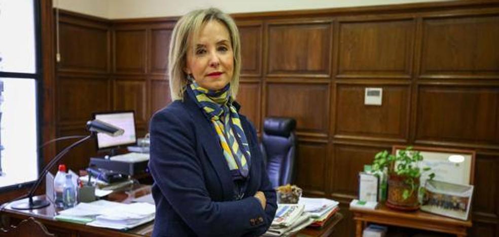 El pleno otorga el premio Totem 2019 a la accitana Ana Tárrago, fiscal superior de Andalucía