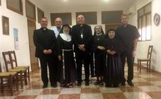 Las religiosas clarisas comunican al obispo la cesión del edificio del monasterio a la diócesis accitana