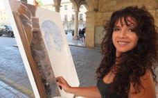 Cerca de 50 artistas participan en la XV Edición del Certamen de Pintura Rápida