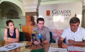 Agricultura, artesanía y turismo se unen en la IV Feria de la Comarca de Guadix