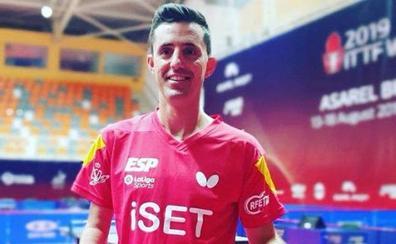 José Manuel Ruiz, único paralímpico en el Open Internacional de Bulgaria