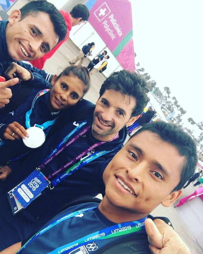 El Ayuntamiento de Guadix felicita a Paquillo Fernández por el éxito de los atletas que entrena en los Juegos Panamericanos de Lima