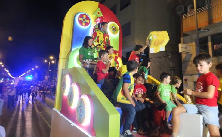 Desfile de Carrozas Feria 2019