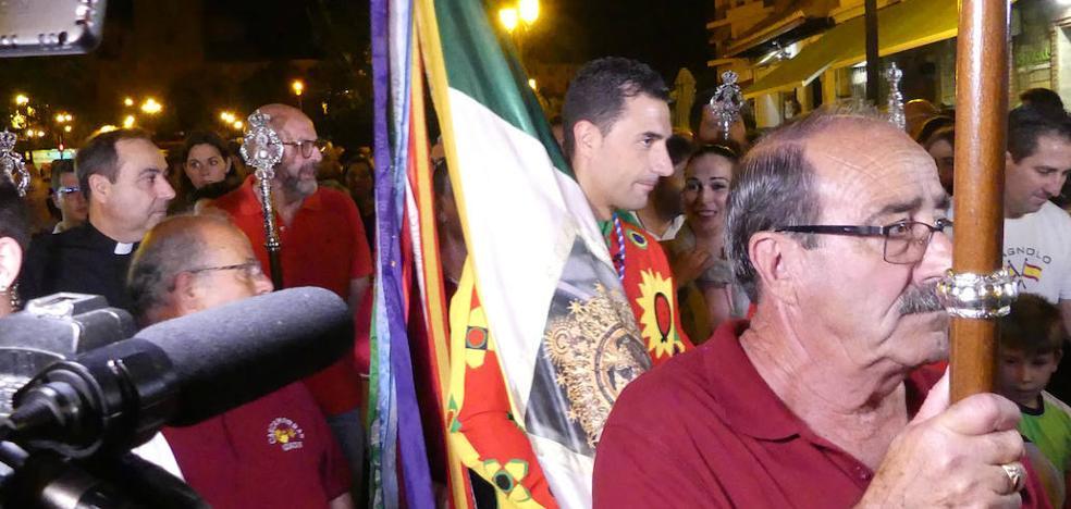 Guadix encomienda a Antonio Vera la misión de recuperar la Virgen de la Piedad