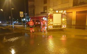 El Ayuntamiento de Guadix destaca la gran labor realizada por Bomberos, Protección Civil y Policía Local durante este episodio de fuertes lluvias