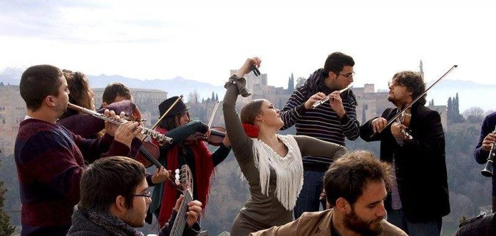 El Barrio de las Cuevas de Guadix acoge un nuevo espectáculo del proyecto «Flamenco y Territorio»
