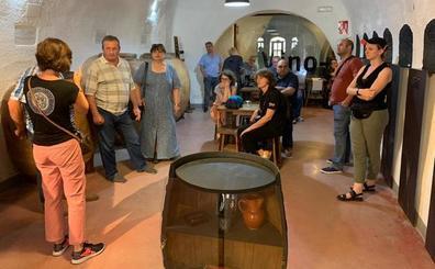 El Grupo de Acción Local de Dedoplistakaro visita Guadix para compartir experiencias y buenas prácticas