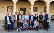 El equipo de gobierno y el Grupo Popular en la Diputación reclaman más inversiones para la comarca