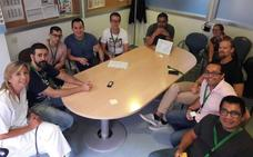 El Hospital de Guadix recibe la visita de residentes de Urgencias y Emergencias de Suecia