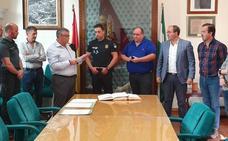 Antonio Vera toma posesión como nuevo jefe de la Policía Local de Guadix