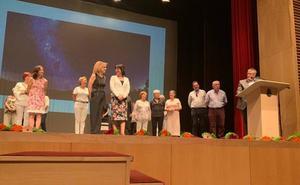 El Ceper Guamenze de Guadix inaugura su curso con un acto entreñable