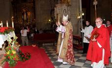 La catedral abre la puerta del Año Jubilar del Beato Medina Olmos