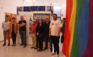 Purullena acoge una exposición de Diputación sobre diversidad sexual en el deporte