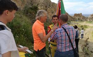 El Geoparque de Granada será el protagonista del programa 'Volando Voy' este domingo