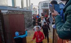 Dólar celebra los encierros taurinos más tardíos de España