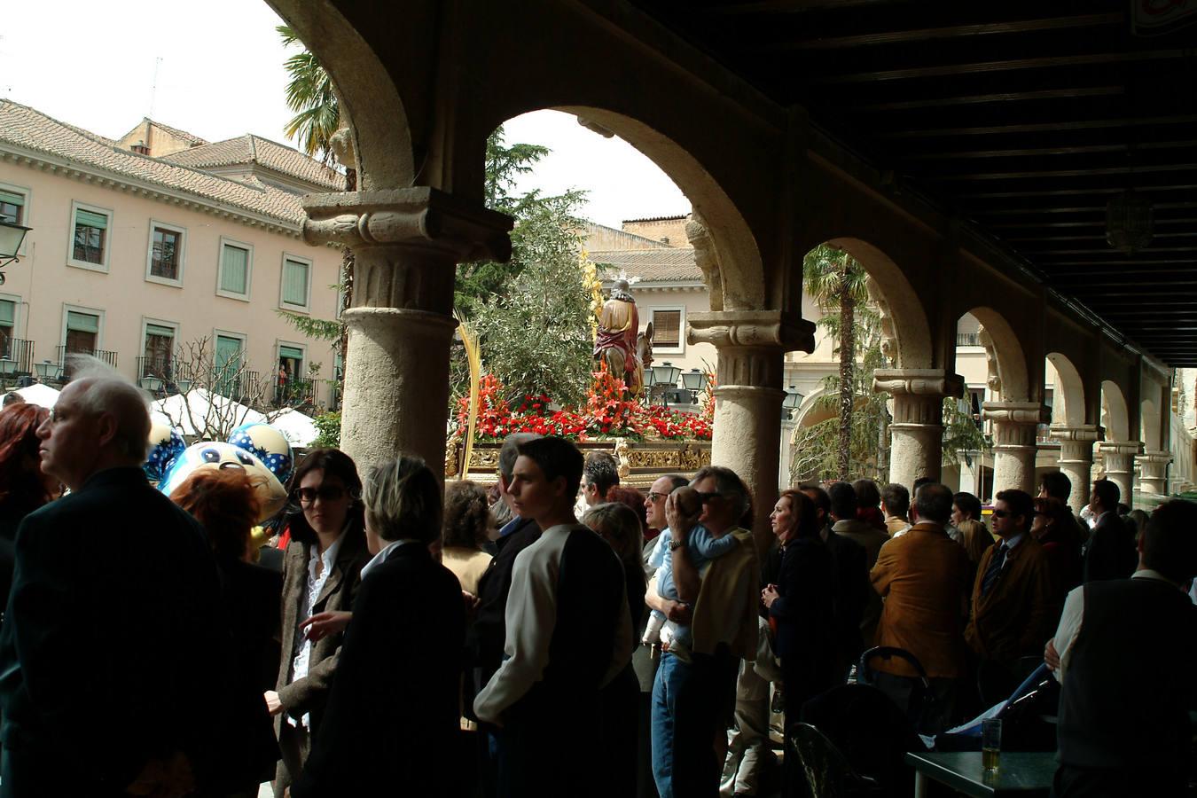 Recuerdos de un Domingo de Ramos en Guadix
