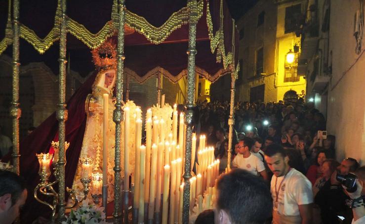 El Martes Santo de Guadix, recuerdos de la Semana Santa accitana