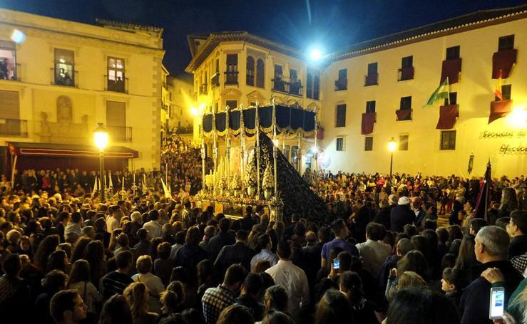 Recuerdos del Miércoles Santo en Guadix