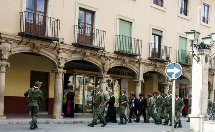 Guadix está presente en el recuerdo cinematográfico de Juan Pablo II