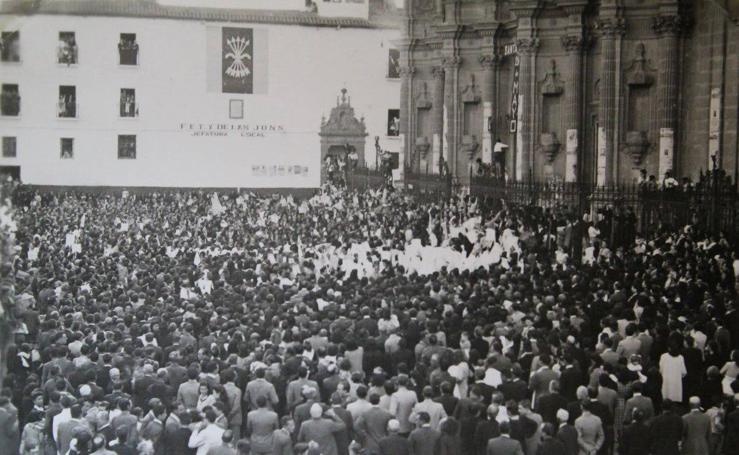 75 años del Corazón de Jesús en la Catedral de Guadix