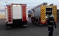Dos menores de 5 y 15 años y un adulto, heridos en el incendio de una casa cueva de Guadix