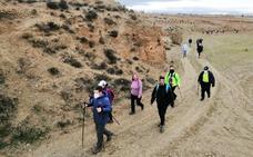 Segunda ruta del programa de senderismo 'Yo camino por nuestro entorno'