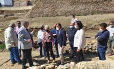 Lavado de cara para elTeatro Romano de Guadix