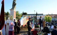 Guadix recibe al nuncio del Papa en España