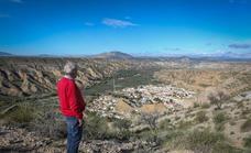 Nueva iluminación del Geoparque en varios puntos de la comarca de Guadix