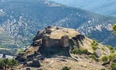 Aldeire persigue reconstruir el castillo de la Caba, en ruinas desde hace siglos